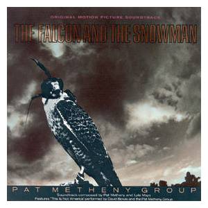 Cover - Pat Metheny Group: Falcon And The Snowman, The