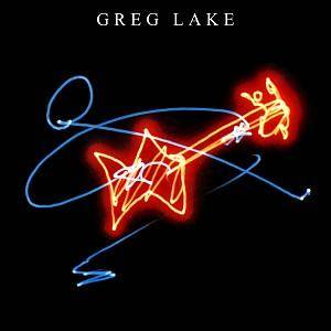 Greg Lake: Greg Lake - Cover