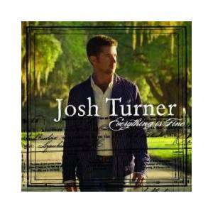 Josh Turner: Everything Is Fine - Cover