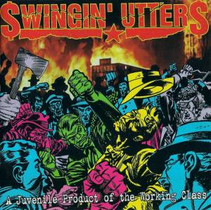 Cover - $wingin' Utter$: Juvenile Product Of The Working Class, A