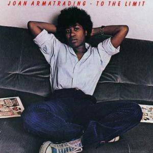 Joan Armatrading: To The Limit - Cover