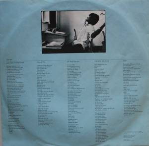 Joan Armatrading: To The Limit (LP) - Bild 4