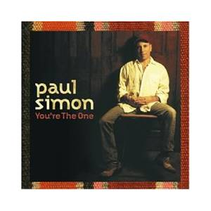 Paul Simon: You're The One - Cover
