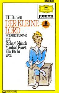 Frances Hodgson Burnett: Kleine Lord, Der - Cover