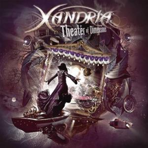 Xandria: Theater Of Dimensions - Cover
