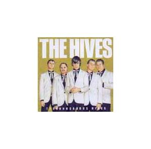 The Hives: Tyrannosaurus Hives - Cover