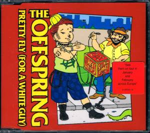 The Offspring: Pretty Fly (For A White Guy) (Single-CD) - Bild 2
