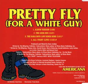 The Offspring: Pretty Fly (For A White Guy) (Single-CD) - Bild 4