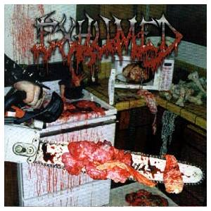 Exhumed: Gore Metal - Cover
