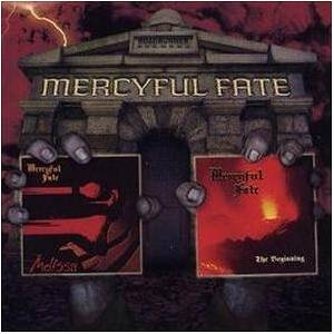 Cover - Mercyful Fate: Melissa / The Beginning