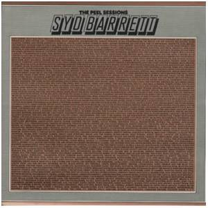 Syd Barrett: Peel Sessions, The - Cover