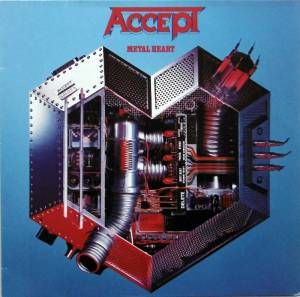 Accept: Metal Heart (LP) - Bild 1