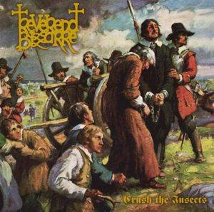 Cover - Reverend Bizarre: II: Crush The Insects