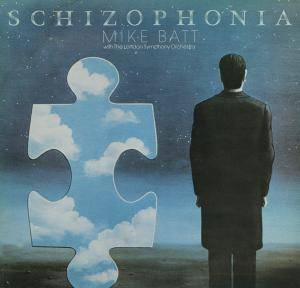 Mike Batt With The London Symphony Orchestra: Schizophonia - Cover