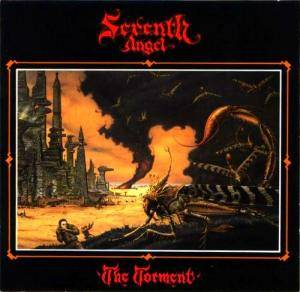 Seventh Angel: Torment, The - Cover