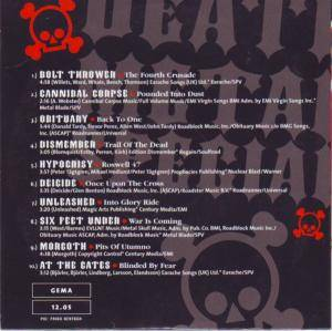 Rock Hard - Death Metal Special (CD) - Bild 2