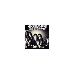 Europe: Prisoners In Paradise - Cover