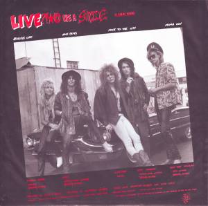 Guns N' Roses: G N'R Lies (LP) - Bild 6