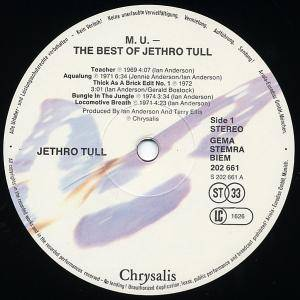 Jethro Tull: M.U. - The Best Of Jethro Tull (LP) - Bild 2