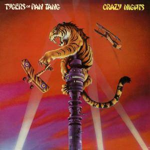 Tygers Of Pan Tang: Crazy Nights - Cover