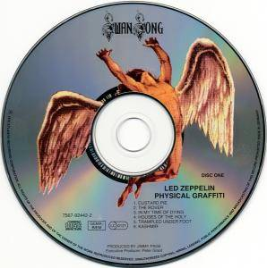 Led Zeppelin: Physical Graffiti (2-CD) - Bild 5