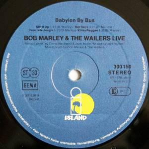 Bob Marley & The Wailers: Babylon By Bus (2-LP) - Bild 4