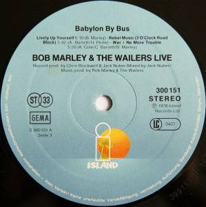Bob Marley & The Wailers: Babylon By Bus (2-LP) - Bild 5