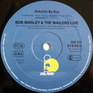 Bob Marley & The Wailers: Babylon By Bus (2-LP) - Bild 6