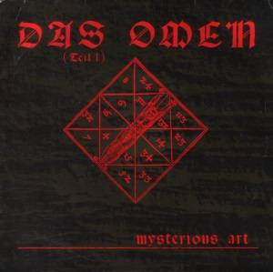 Cover - Mysterious Art: Omen (Teil 1), Das