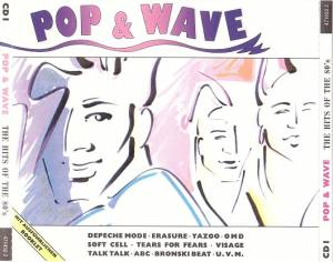 Pop & Wave - The Hits Of The 80's (2-CD) - Bild 1