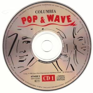 Pop & Wave - The Hits Of The 80's (2-CD) - Bild 4
