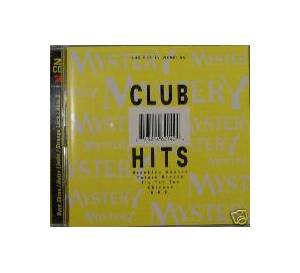 Mystery Club Hits - Cover