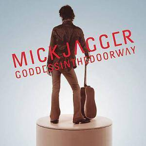 Mick Jagger: Goddess In The Doorway - Cover