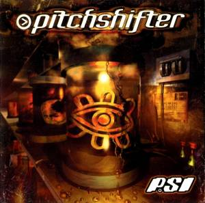Cover - Pitchshifter: PSI