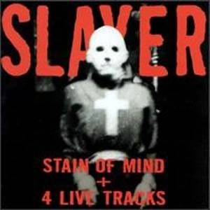 Slayer: Stain Of Mind - Cover