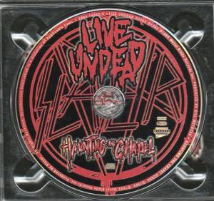 Slayer: Live Undead / Haunting The Chapel (CD) - Bild 3