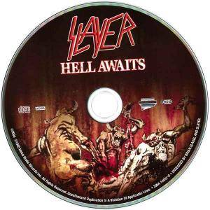 Slayer: Hell Awaits (CD) - Bild 2