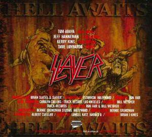 Slayer: Hell Awaits (CD) - Bild 5