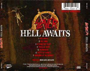 Slayer: Hell Awaits (CD) - Bild 6