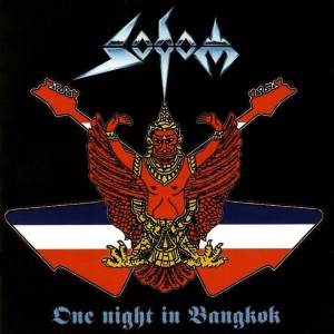 Sodom: One Night In Bangkok (2-CD) - Bild 1