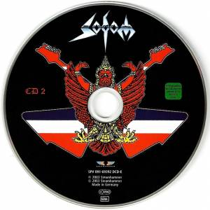 Sodom: One Night In Bangkok (2-CD) - Bild 6