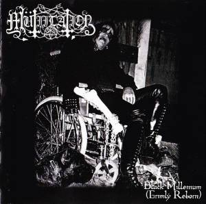 Cover - Mütiilation: Black Millenium (Grimly Reborn)