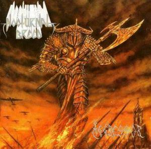 Nocturnal Breed: Aggressor - Cover