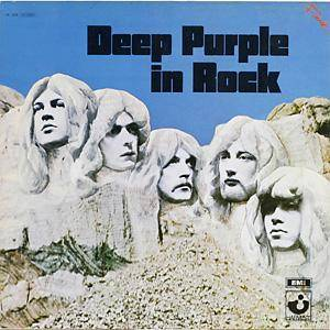 Cover - Deep Purple: Deep Purple In Rock
