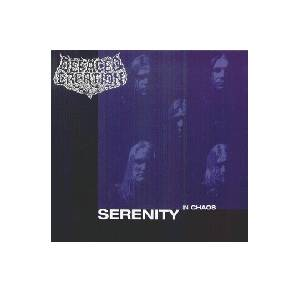 Defaced Creation: Serenity In Chaos - Cover
