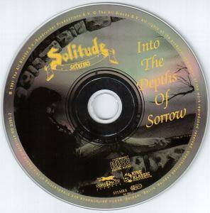 Solitude Aeturnus: Into The Depths Of Sorrow (CD) - Bild 4