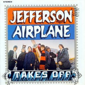 Jefferson Airplane: Jefferson Airplane Takes Off - Cover