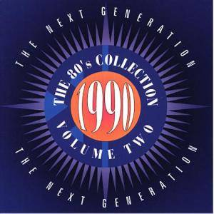 Cover - Innocence: 80's Collection - 1990 The Next Generation Volume 2, The