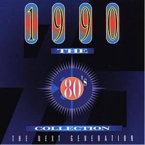 Cover - Betty Boo: 80's Collection - 1990 The Next Generation, The