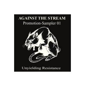 Cover - Abhinanda: Against The Stream Promotion-Sampler 01 Unyielding Resistance